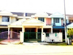 Taman Merdeka | Double storey terrace | Find Melaka Property | Scoop.it