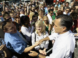 Mitt Romney's Mormon religion will have little impact in election   Deseret News   Religion and Life   Scoop.it