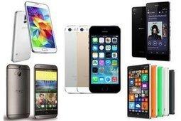 Nokia, HTC, Apple, Samsung, Sony : qui a le meilleur smartphone ? | Pacifico Production | Scoop.it