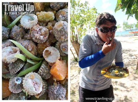 A Feast on Caringo Island, Camarines Norte | Bicol | Scoop.it