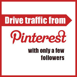 Maximise Pinterest impact with only a few followers | Pinterest | Scoop.it