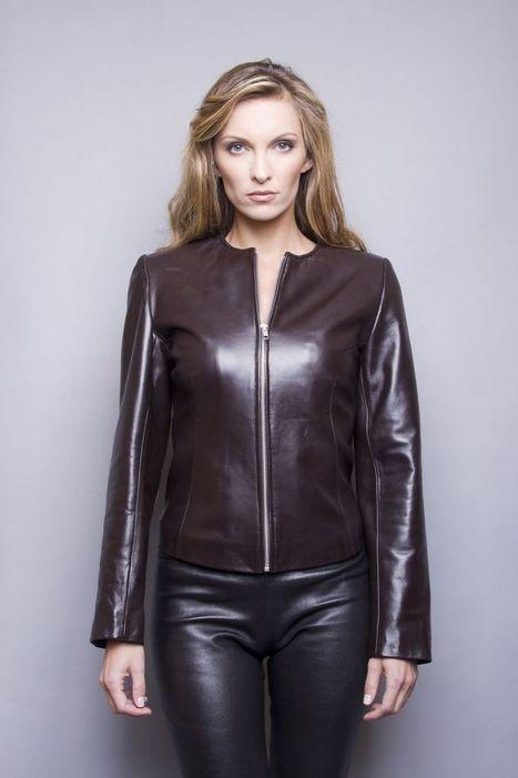 By-Ora, la nouvelle référence du blouson cuir français - 24presse.com | Entretien cuir et bois | Scoop.it