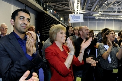 SNP support increases in new opinion poll - Scotsman | My Scotland | Scoop.it