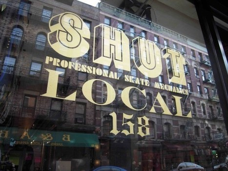SHUT NYC   About   American Goods   Scoop.it
