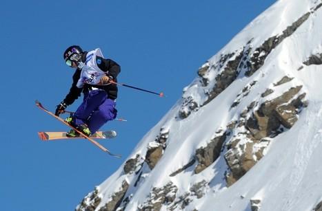 Profession : skieur slopestyle olympique | Libre(s) glisse(s) | Le ski freestyle aux JO | Scoop.it