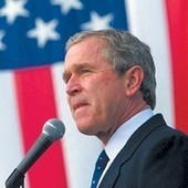 Bush: 'Our Long National Nightmare Of Peace And Prosperity Is Finally Over' | New Great Depression | Scoop.it