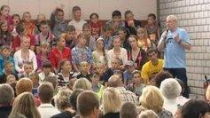 106 enfants de Tchernobyl sont arrivés dimanche en Alsace - France 3 Alsace | Le Côté Obscur du Nucléaire Français | Scoop.it
