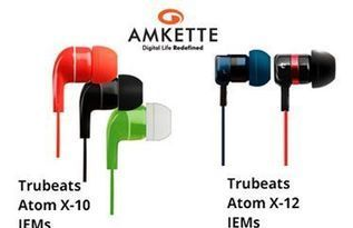 Amkette Launches Atom X10 and X12 Specifically for Music Lovers - PCQuest | Technology News | Scoop.it