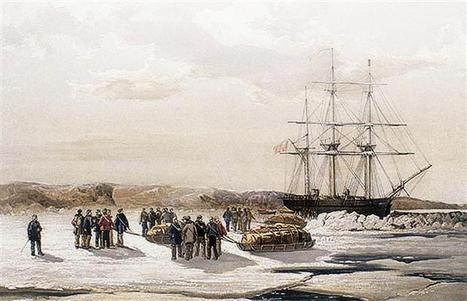 Search for ill-fated, historic Franklin expedition could continue this summer | Inuit Nunangat Stories | Scoop.it