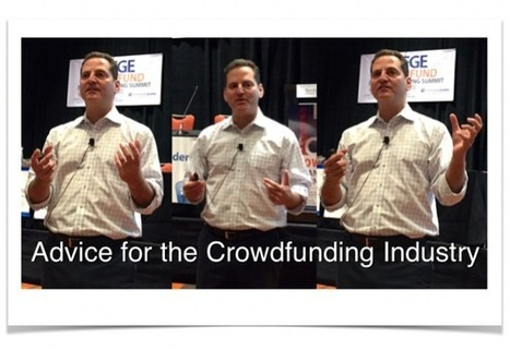 Ron Suber's Guide to Improve the Crowdfunding Industry | P2P and Social Lending: Global Trends | Scoop.it