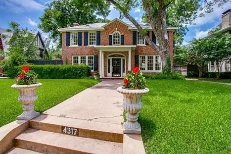 Home Sales in Dallas: More than a Glass Half-Full | Houses For Sale Dallas TX Real Estate | Scoop.it