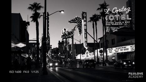 Night Street Photography with Ted Vieira | Fujifilm X Series APS C sensor camera | Scoop.it