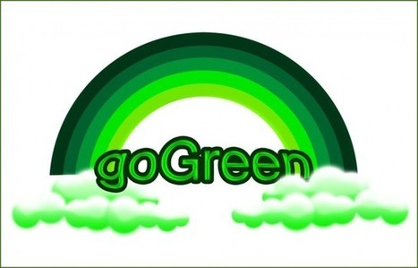 Apps that help you go green or even greener -- AppAdvice | Children Family and Community | Scoop.it