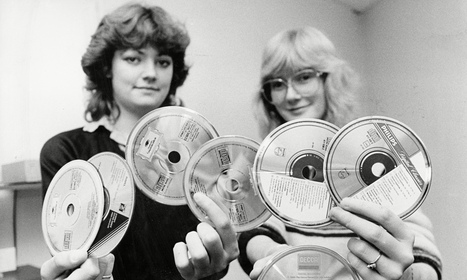 How we made the compact disc | Musicbiz | Scoop.it