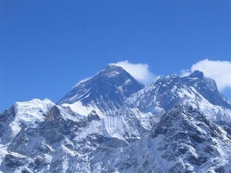 L'Everest par les deux faces | L'escalade | Scoop.it