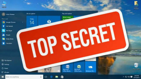 Windows 10 Secret Settings and Tips to Unlock Them | Wiki_Universe | Scoop.it