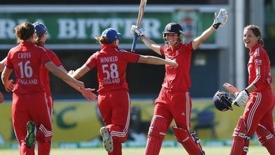 Women's Ashes 2014: England's Charlotte Edwards in 'best' win - BBC Sport | lIASIng | Scoop.it