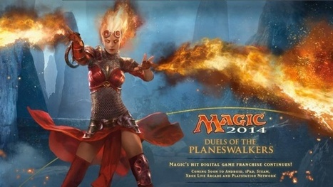 Magic the Gathering: Duels of the Planeswalkers 2014 - Neoseeker | Console gaming | Scoop.it