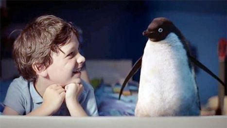 Pogledajte verovatno najbolju reklamu ove godine - Monty The Penguin | Communication & Languages | Scoop.it
