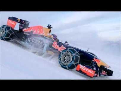 Verstappen competes on snow | F 1 | Scoop.it