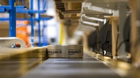 Amazon snubs French free delivery ban with one-euro charge | Ecommerce logistics and start-ups | Scoop.it