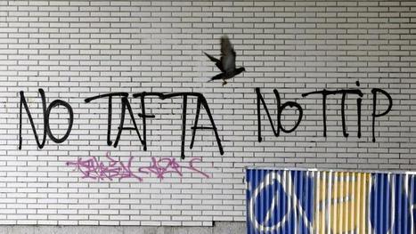 Quel est l'enjeu principal de ce Traité transatlantique surnommé Tafta ? | Banking, Finance & Economics | Scoop.it
