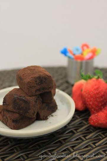 Asian Food & Recipes | Chocolate | Scoop.it