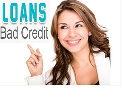 Bad Credit Loans- Financial bliss available for poor credit borrowers Applicants | Bad Credit Loans | Scoop.it