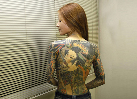 20 Extreme Tattoos | Tatoos on the skin | Scoop.it