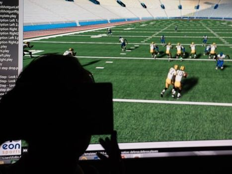 Virtual training could be NFL sea change | 3D Virtual-Real Worlds: Ed Tech | Scoop.it
