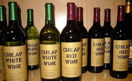 Majority of Brits prefer cheap wine | Autour du vin | Scoop.it
