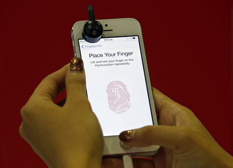 New patent may make iPhones change settings based on locations   Industry News   Scoop.it