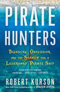 PIRATE HUNTERS BOOK INTERVIEW WITH AUTHOR ROBERT KURSON & SHIPWRECK HUNTER JOHN MATTERA – EPISODE 246 | ScubaObsessed | Scoop.it
