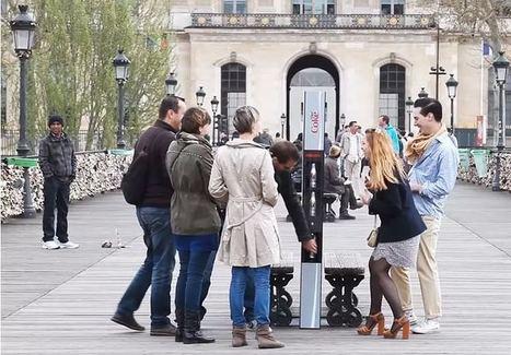 Coca-Cola Light lanza la vending machine más delgada del mundo | Publicitat | Scoop.it