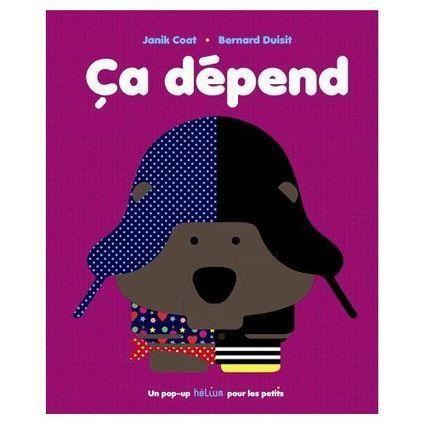 Ça dépend | Littérature jeunesse, roman album et autres | Scoop.it