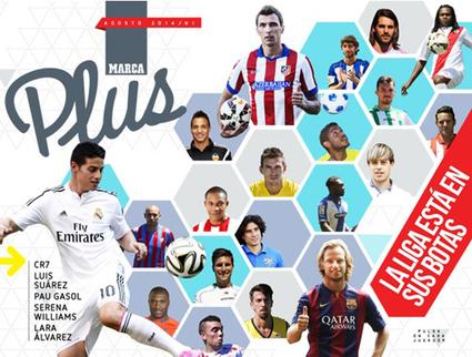'Marca' anuncia el nacimiento de 'Marca Plus', su primera revista interactiva para móviles y tablets | Big Media (Esp) | Scoop.it