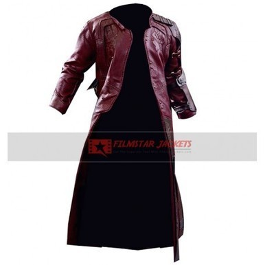 Halloween Leather Costume in Maroon Color | Film Star Jackets | Scoop.it