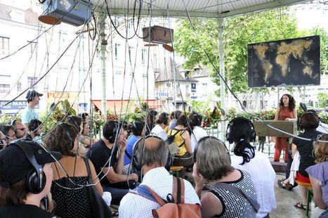 Le Babel sonore - Compagnie Caracol | DESARTSONNANTS - CRÉATION SONORE ET ENVIRONNEMENT - ENVIRONMENTAL SOUND ART - PAYSAGES ET ECOLOGIE SONORE | Scoop.it