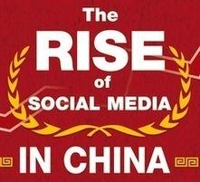 La montée en puissance des réseaux sociaux en Chine | Web et High Tech en Asie | Scoop.it