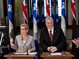 Ontario adopts cap-and-trade system to reduce greenhouse gases | Timberland Investment | Scoop.it