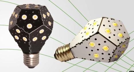 Nanolight: des Canadiens inventent une ampoule LED des plus ... - Le Huffington Post | SAD, TSA qu'est-ce que c'est? | Scoop.it