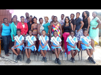 Miss Cacoon Primary contestants sashed - Jamaica Gleaner | The Montegonian | Scoop.it