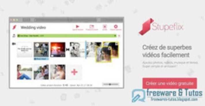 Stupeflix : un superbe outil en ligne de montage vidéo | TIC et TICE mais... en français | Scoop.it