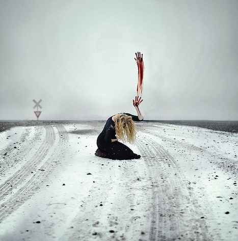 Powerful and Surreal Self Portraits by 20-Year-Old Rachel Baran | Interesting Photography | Scoop.it
