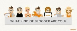 What Kind of Blogger Are You? 7 Different Blogger Types Explained. | vicjoh_blogg | Scoop.it