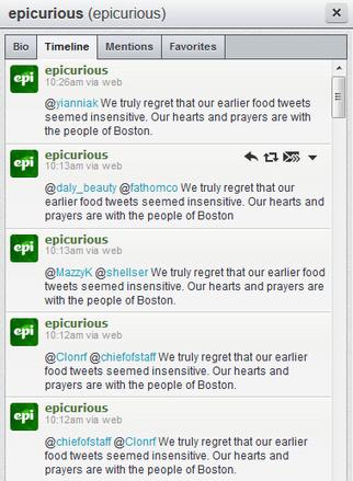 Boston Bombing Social Media Loser Award Goes To... | Clipping Book PR | Scoop.it