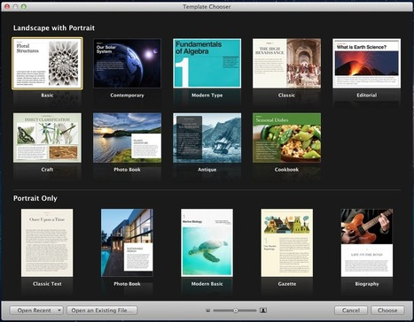 Everything You Need to Know About iBooks Author 2.0 « iBooks Author Templates | Blog | Ebooks, interactive iBooks & iBooks Author | Scoop.it
