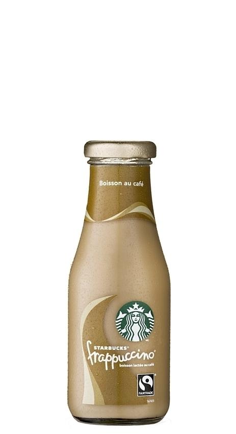 Starbucks France se lance dans la grande distribution avec des Frappuccinos® en bouteille | 694028 | Scoop.it