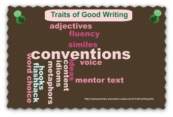 6 Trait Writing | CDS CCSS | Scoop.it