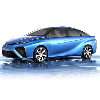 How Toyota Has Lowered the Cost of the Hydrogen Fuel Cell | MIT Technology Review | Smalley's Big Problem | Scoop.it